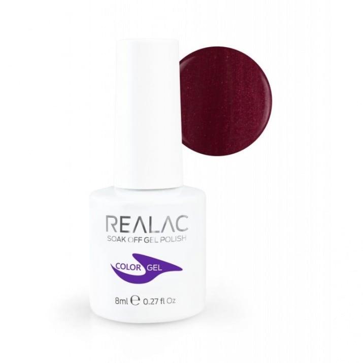 REALAC  ГЕЛ ЛАК - 8мл. Realac: 133 - Make Every Day Valentine Day