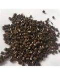 Кератин на гранули кафяв