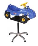 Детско столче за подстригване Car Driver Blue 8504