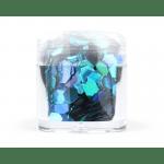 Confetti Hexagon - Конфети хексагон - 7 цвята: