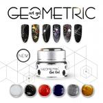 Геометричен дизайн гел