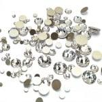 Камъчета за нокти Swarovski малки 50бр кутийка