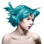 Manic Panic Atomic Turquoise боя за коса
