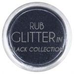 RUB GLITTER: Rub Glitter in Black Collection 2
