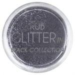 RUB GLITTER: Rub Glitter in Black Collection -3