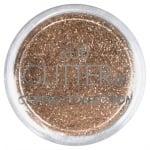 RUB GLITTER: Rub Glitter in Copper Collection - 1