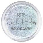 RUB GLITTER: Rub Glitter in Holography - 1