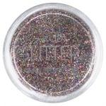 RUB GLITTER: Rub Glitter in Multicolor - 3