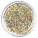 RUB GLITTER: Rub Glitter in Multicolor - 4