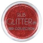 RUB GLITTER: Rub Glitter in Red Collection - 1