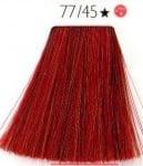 Color Touch: 77/45 Средно рус интензивен червен махагон